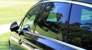 automotive window tinting